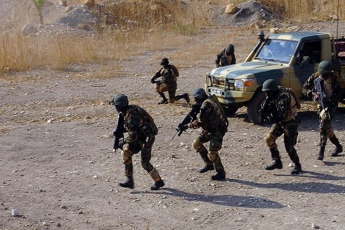 L'Armée pilonne la forêt de Bissine en Casamance: les mines y auraient été déposées récemment