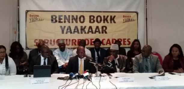 Crise sanitaire et situation économique et sociale: Les cadres de BBY invitent les Sénégalais à avoir une lecture juste