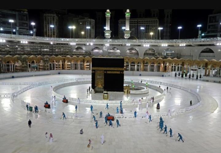 Le pèlerinage à la Mecque aura lieu cette année avec un nombre limité de pèlerins de toutes nationalités résidant en Arabie Saoudite