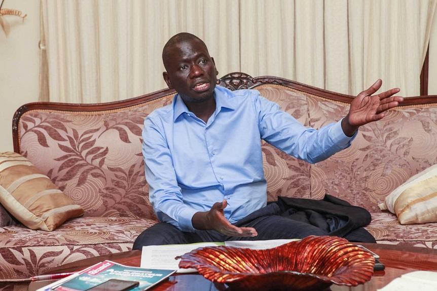 L'homme d'affaires Serigne Mboup pour qui le Matar se faisait passer pour le frère