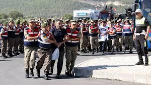Putsch manqué en Turquie : 121 personnes condamnées à la prison à vie
