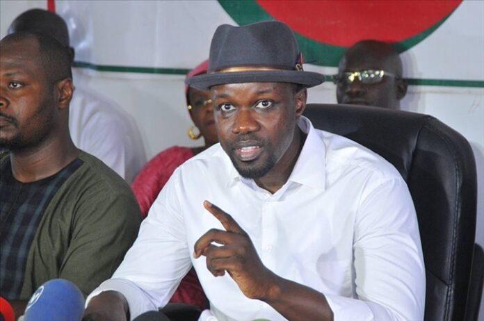 Félicitations de l'Assemblée nationale au Personnel de santé: Sonko y voit un subterfuge honteux pour laver le ministre Abdoulaye Diouf Sarr