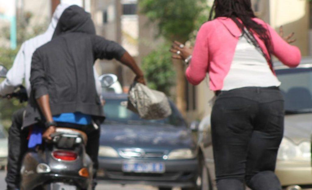 A bord d'une moto, Cheikh Ndiaye chipe le portable de Cheikh Sall et écope de 6 mois de prison ferme