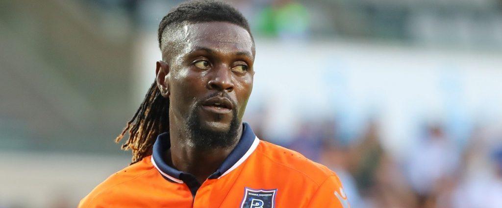 Officiel ! Le Club Olimpia se sépare du joueur Emmanuel Adebayor, en raison de la Covid-19