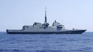 La France suspend sa participation à une mission de l'Otan en Méditerranée