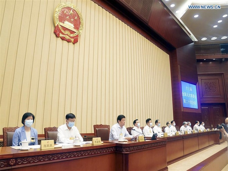 Sauvegarde de la sécurité nationale à Hong Kong : la loi adoptée par le plus haut organe législatif chinois