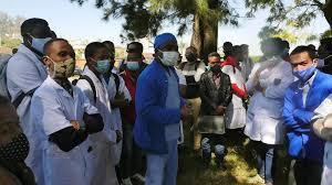 Coronavirus à Madagascar: les internes en grève dans les hôpitaux de la capitale