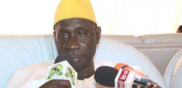 Décès de Bamba Ndiaye: l'ancien ministre des Affaires religieuses était atteint du coronavirus