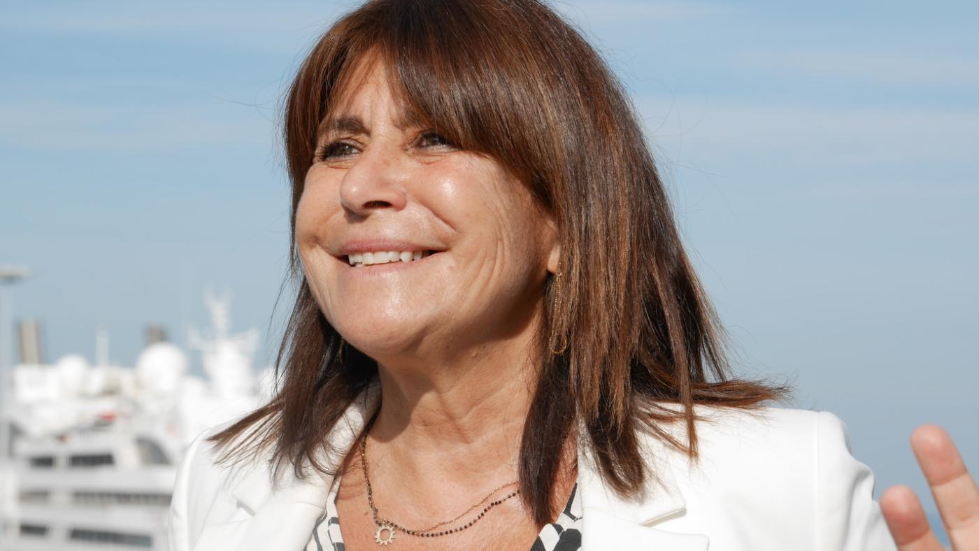 France: Michèle Rubirola, première femme élue maire de Marseille