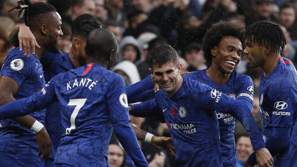 Premier League : Chelsea domine Watford sans forcer avec un but d'Olivier Giroud