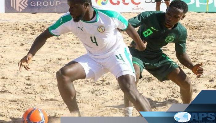 Can de Beach soccer : des dirigeants veulent une candidature sénégalaise