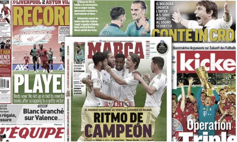 L'Espagne salue le retour en force d'Antoine Griezmann, la nouvelle cible de Chelsea pour son mercato