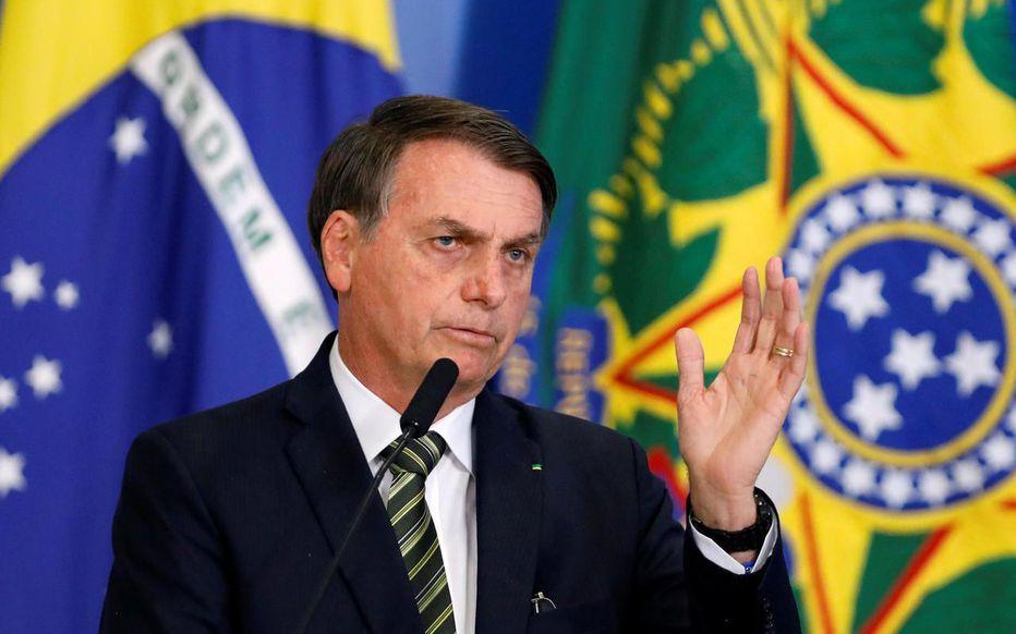 Urgent- Brésil: le président Jair Bolsonaro annonce avoir été testé positif au Covid-19
