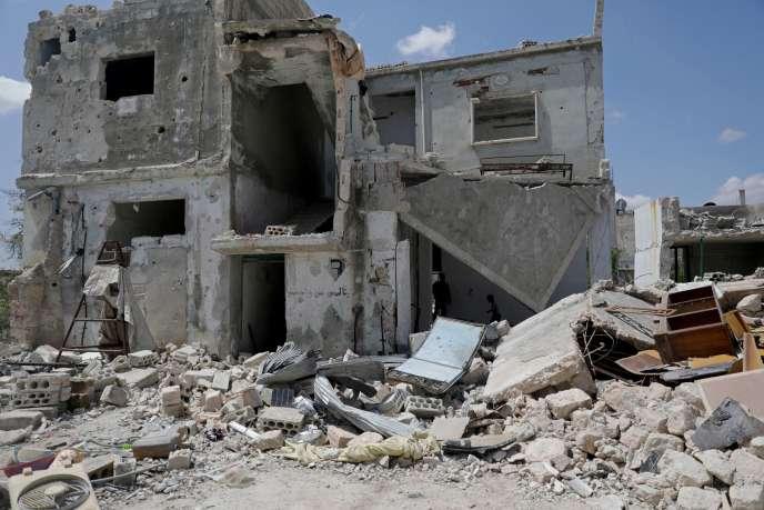 Syrie : l'ONU dénonce des crimes de guerre et de possibles crimes contre l'humanité à Idlib