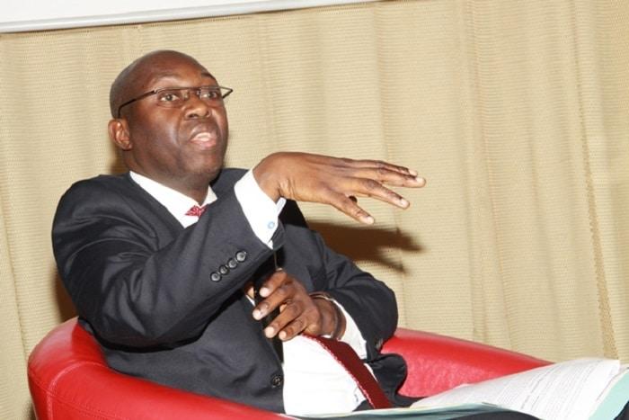 """Le député Mamadou Lamine Diallo se lâche: """" Que fait encore Makhtar Cissé à la tête de notre pétrole ?"""""""