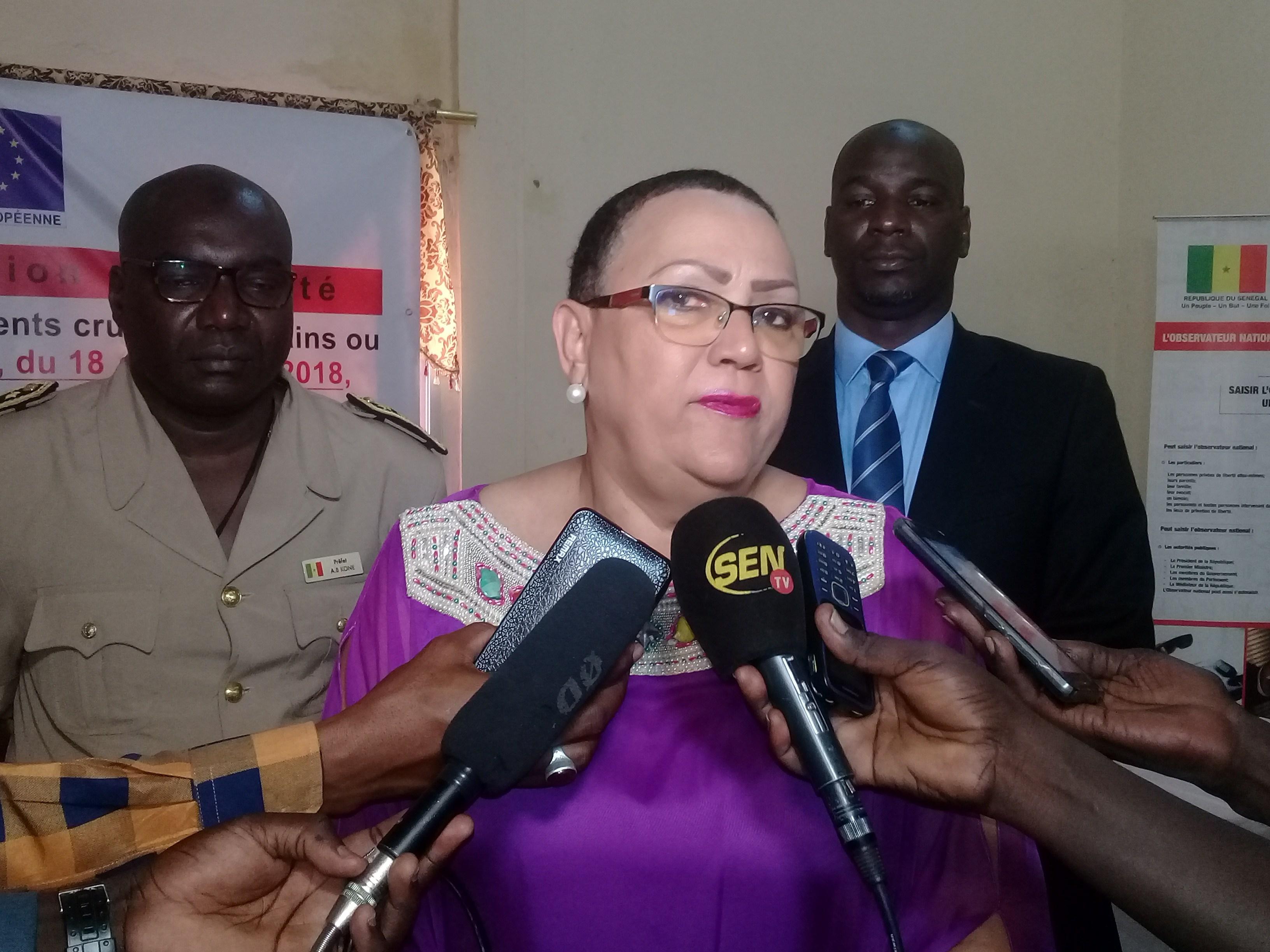Mouvements d'humeur des détenus: l'ONLPL dépêche deux équipes dans les prisons de Thiès, Diourbel et Dakar