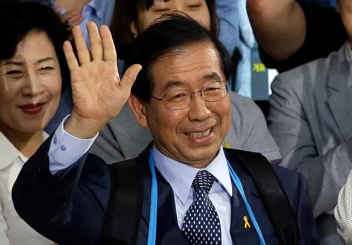 Le maire de Séoul porté disparu, un testament retrouvé à son domicile