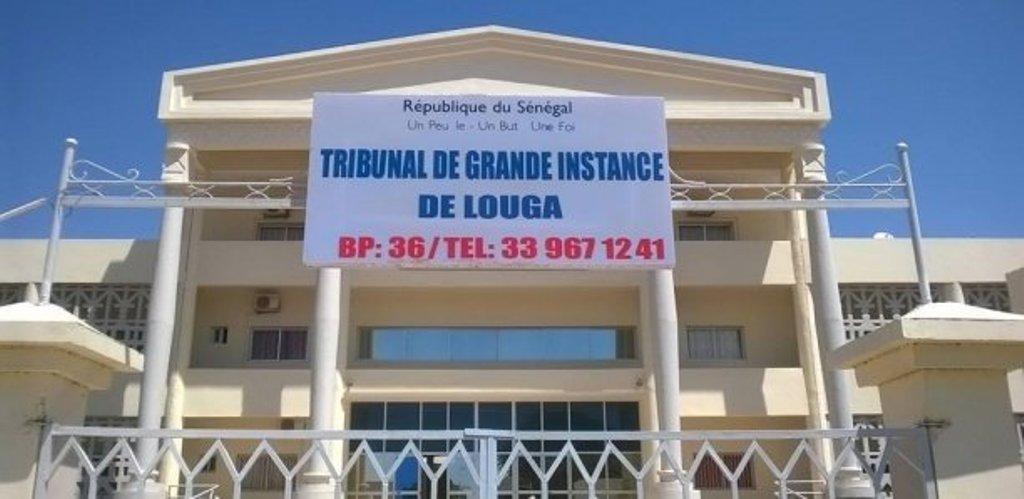 Les travailleurs de la justice de Louga réclament l'application de protocole d'accord