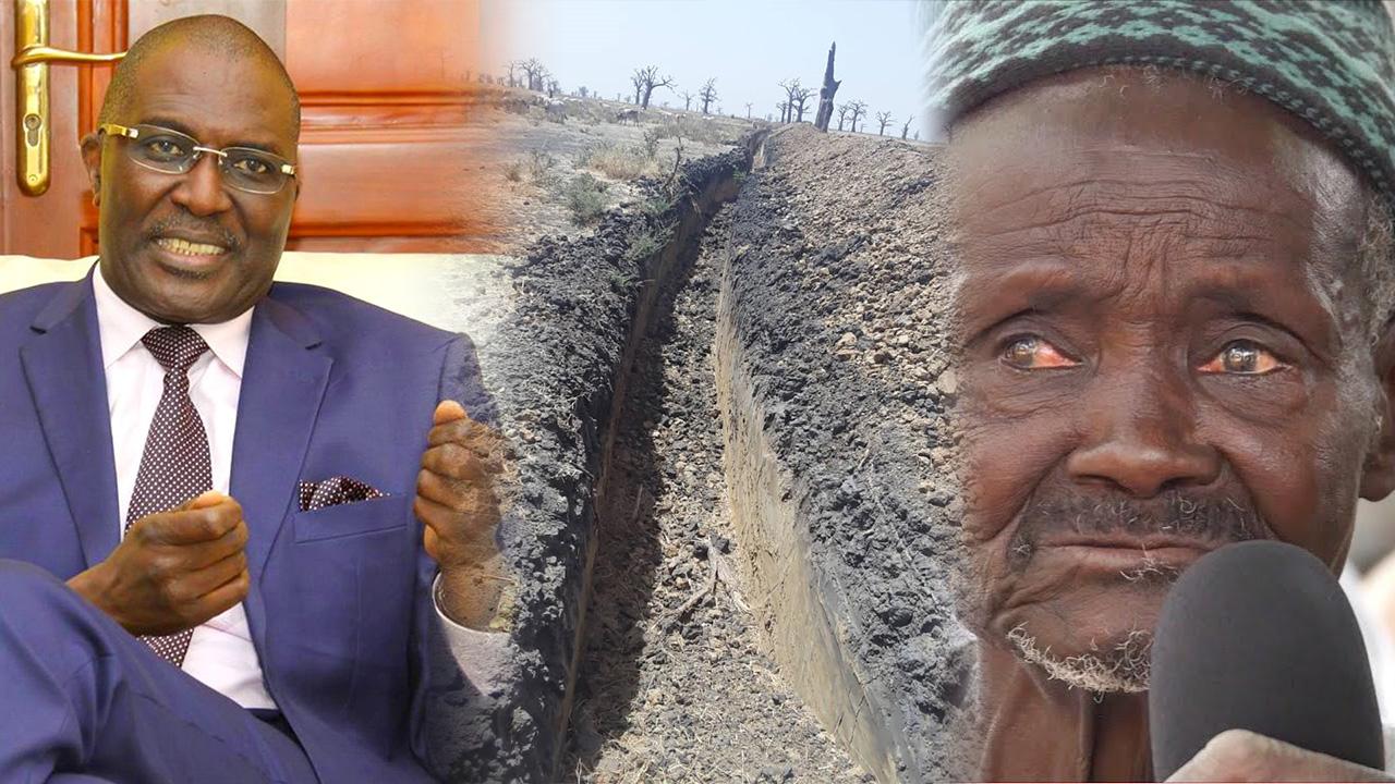 La mairie de Ndiaganiao demande à Babacar Ngom de rétrocéder aux paysans de Ndingler leurs terres