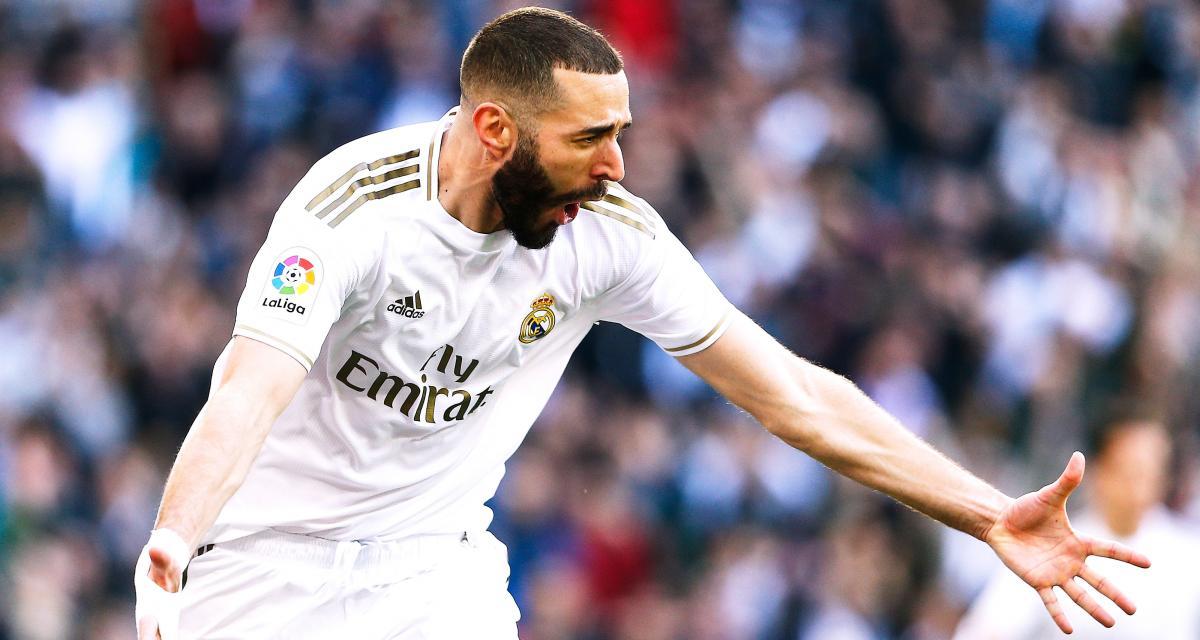 Officiel ! Karim Benzama élu meilleur joueur du mois de juin en Liga