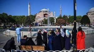 La justice turque donne son feu vert à la reconversion de Sainte-Sophie en mosquée