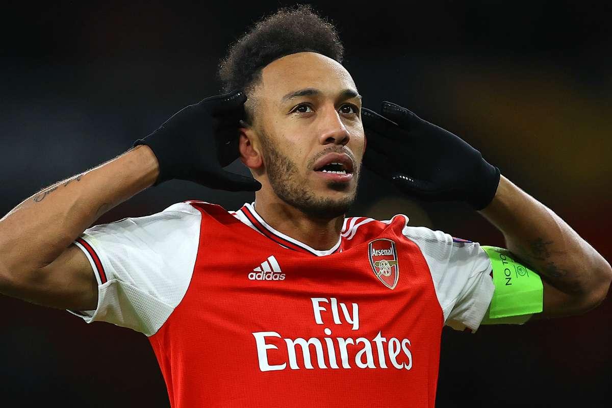 Aubameyang ne quittera pas Arsenal si...