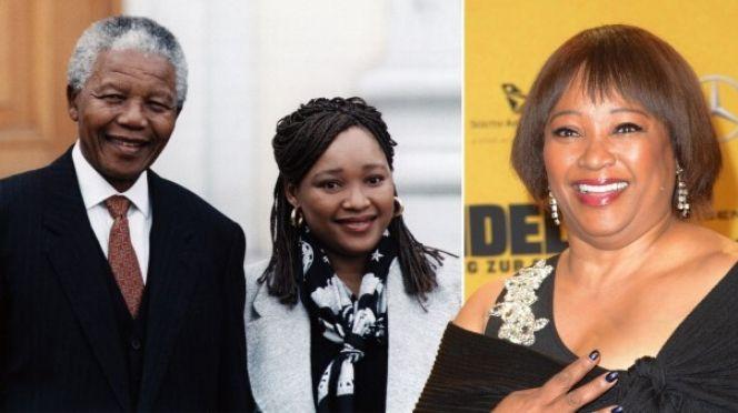 Zindzi, la fille de Nelson Mandela est décédée ce lundi à Johannesburg