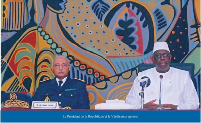 « Les rapports de l'IGE nous invitent à l'introspection et à la responsabilité individuelle et collective », selon Macky Sall