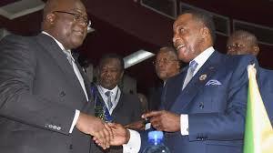 Rencontre entre Félix Tshisekedi et Denis Sassou-Nguesso à Brazzaville
