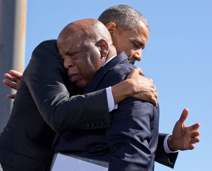 États-Unis: mort de John Lewis, figure du mouvement des droits civiques
