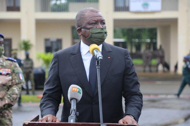 Côte d'Ivoire : Hamed Bakayoko, ministre de la Défense pressenti au poste de Premier ministre