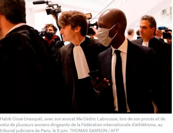 Corruption à l'IAAF: Me Habib Cissé, co-prévenu de Lamine Diack, l'argent des Russes et les appartements de Dakar