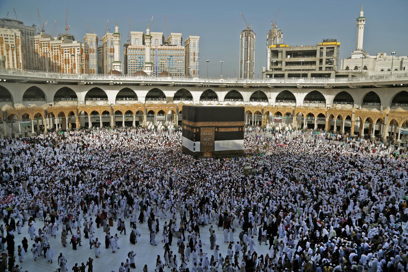 Le pèlerinage en nombre très limité débutera le 29 juillet à La Mecque