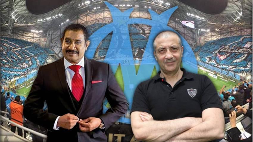 L'OM porte plainte contre ses présumés acheteurs Ayachi Ajroudi et Mourad Boudjellal