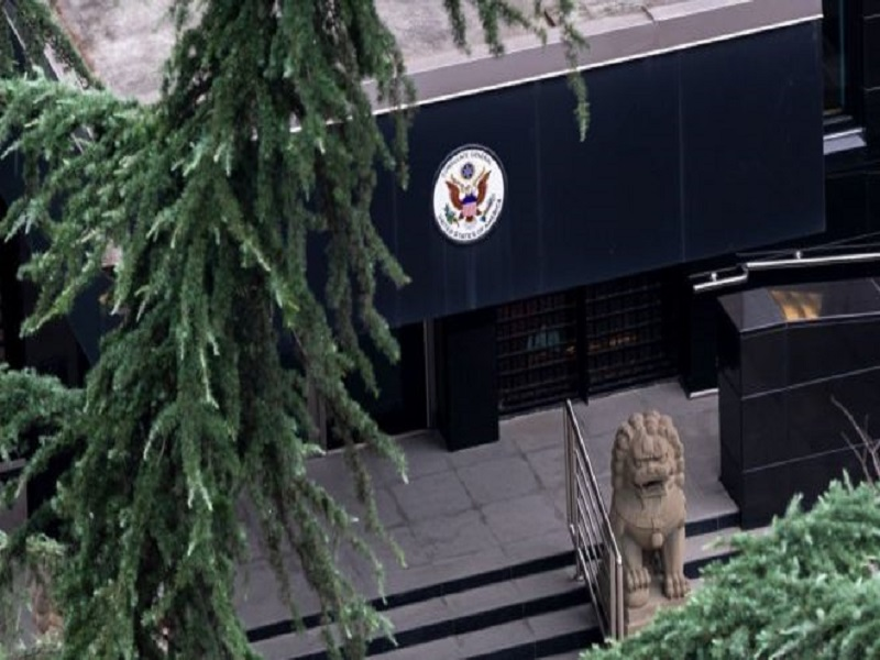 La Chine ordonne la fermeture du consulat américain de de Chengdu