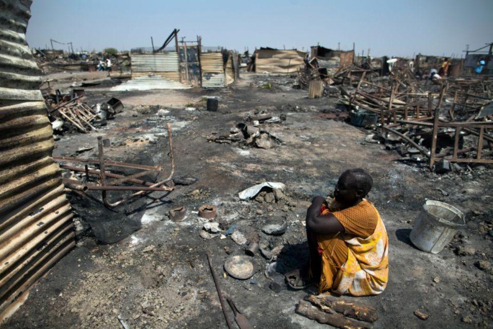 Nouveau massacre au Darfour, 60 morts