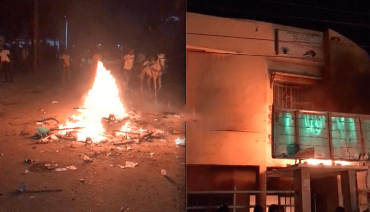 Incendie et saccage mairie Keur Massar: L'équipe municipale demande à l'état de renforcer la sécurité de la commune