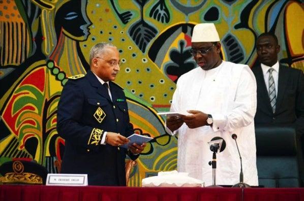 Lamine Diom, nommé vérificateur général du Sénégal