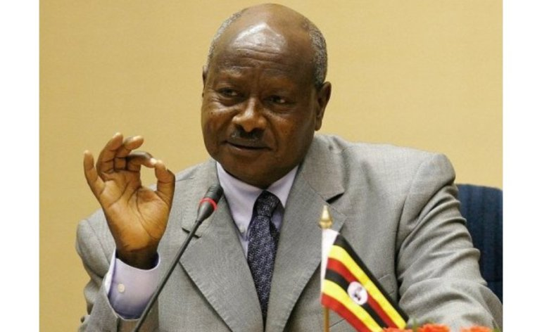 Présidentielle en Ouganda: le président Museveni en lice pour briguer un sixième mandat