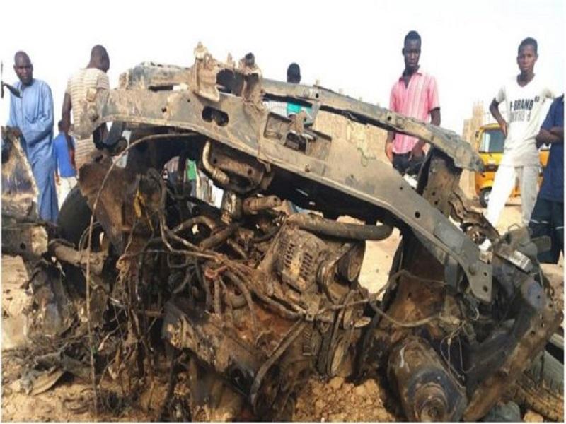 Explosion jeudi soir à Maiduguri au Nigeria