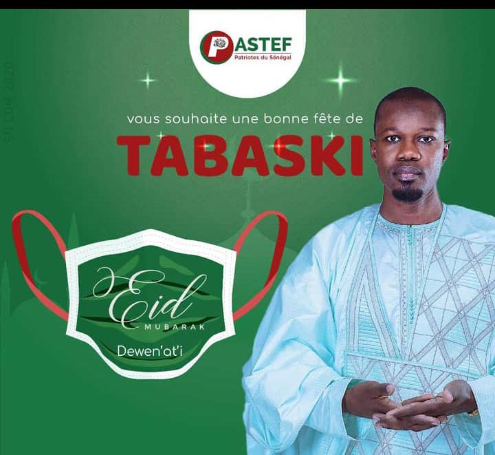 Vœux Tabaski 2020: Ousmane Sonko, les critiques, la jalousie,  sa maladie et les vacances agricoles...