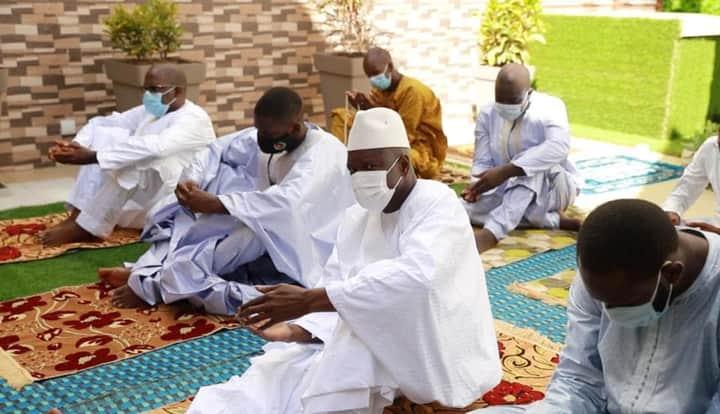 Voeux de Tabaski : Aly Ngouille Ndiaye insiste sur le respect des gestes barrières