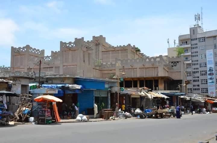Démolition du Sandaga : 325 commerçants sur les 383 comptabilisés ont récupéré leurs clefs