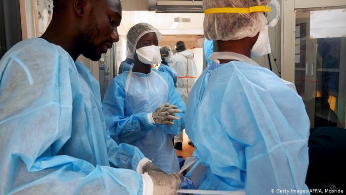 Plus de 500 000 cas de nouveau coronavirus officiellement recensés en Afrique du Sud