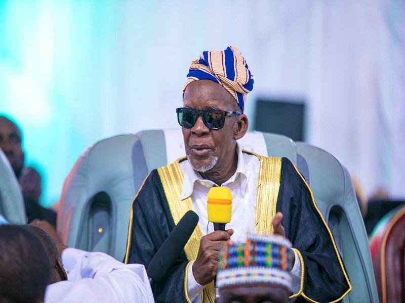 Cheikh Mouhamadoul Mahi Ibrahima Niass, nouveau khalife de Médina Mbaye