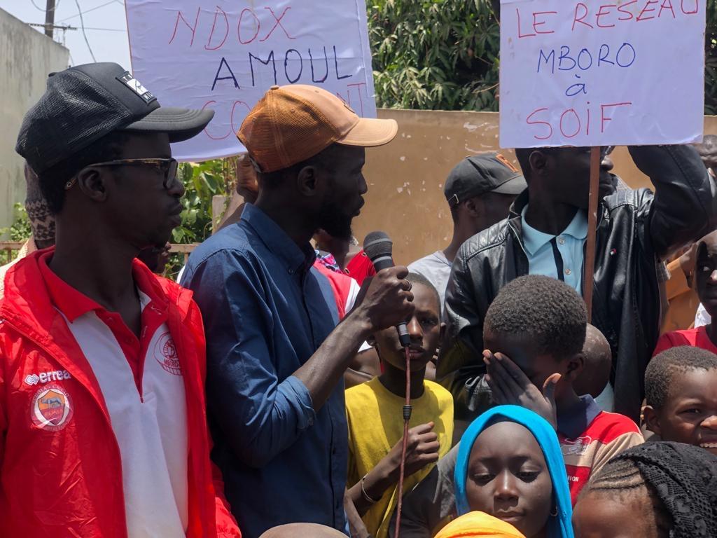 « Eau » secours à Mboro ! Par Pape Mouhamed Diop