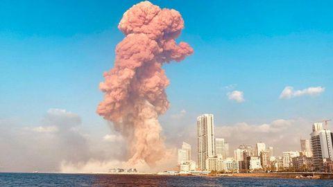 Liban: le bilan provisoire des explosions passe à 73 morts