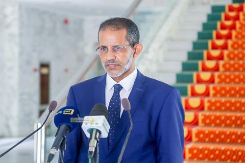Mauritanie: démission du Premier ministre, après avoir été cité dans des dossiers d'une enquête parlementaire