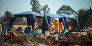 Coronavirus : nouveau bond des décès aux Etats-Unis, un million de cas en Afrique