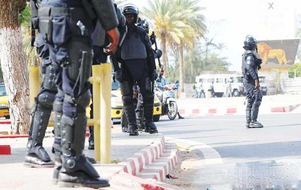 La Police note une baisse de la criminalité depuis janvier 2020